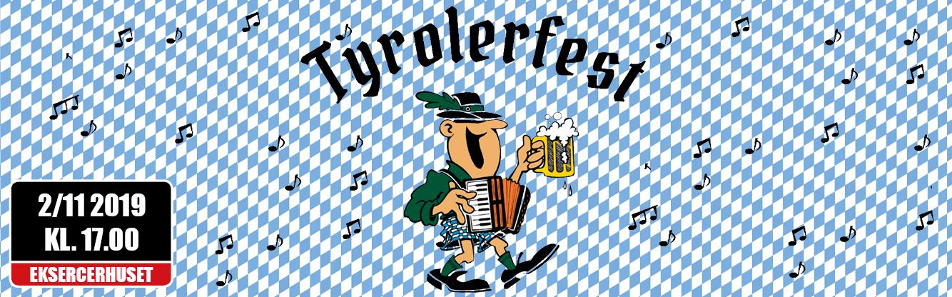 Fredericia Tyrolerfest er Danmarks hyggeligste tyrolerfest